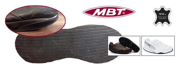 MBT cipőjavítás | szenzor javítás csere teljes talpcserével